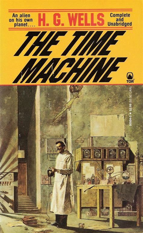 Time Machines through the Ages – Victorian Science Fiction