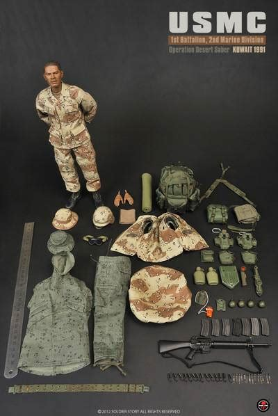"""Soldier Story 1/6 scale 12"""" U"""